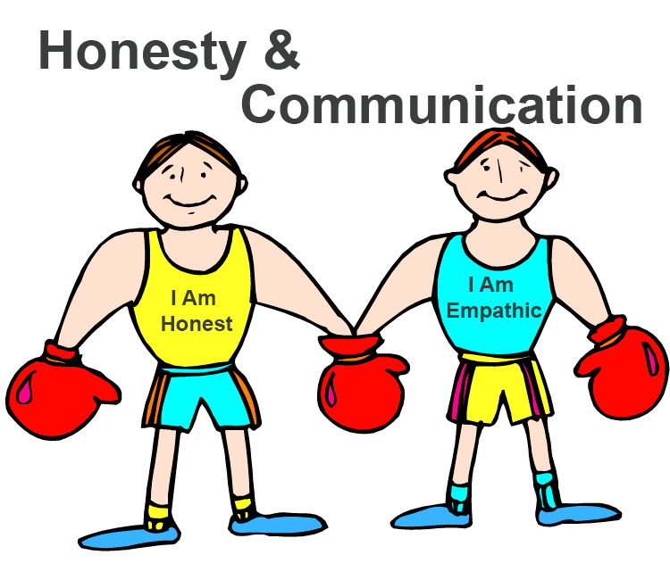 honesty and communications